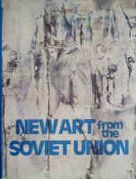 1975-NEW ART FROM THE SOVIET UNION- ACROPOLIS BOOKS LTD-WASHINGTON-127P- ISBN_87491-209-1